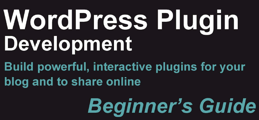Free WordPress Plugin Development Ebook