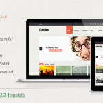 responsive html5 css3 template